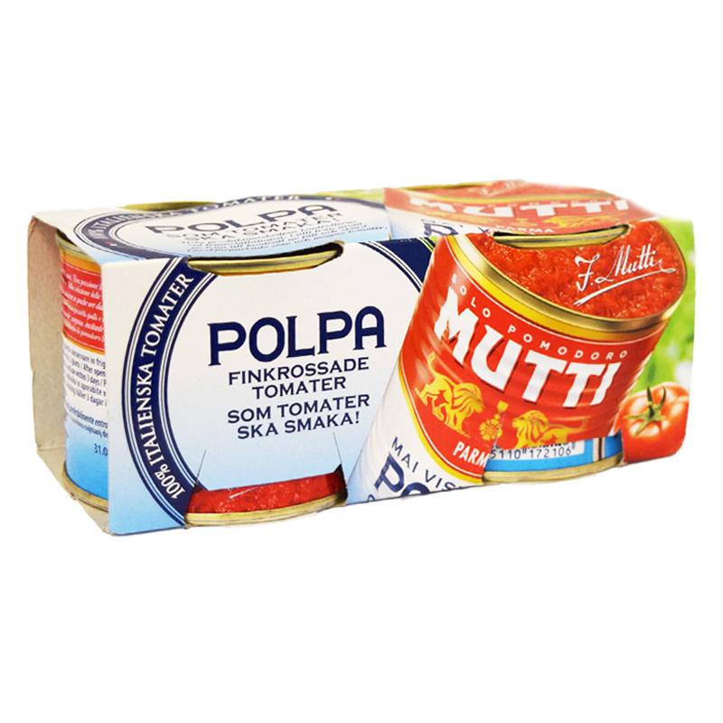 Krossade Tomater 2-pack - 33% rabatt