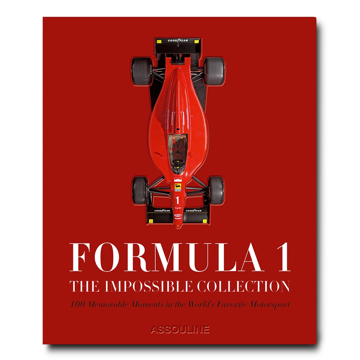 Assouline I Formula 1: The Impossible Collection
