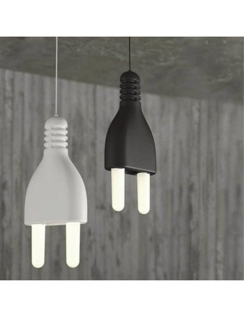 Plug Lamp (White) (1265001)