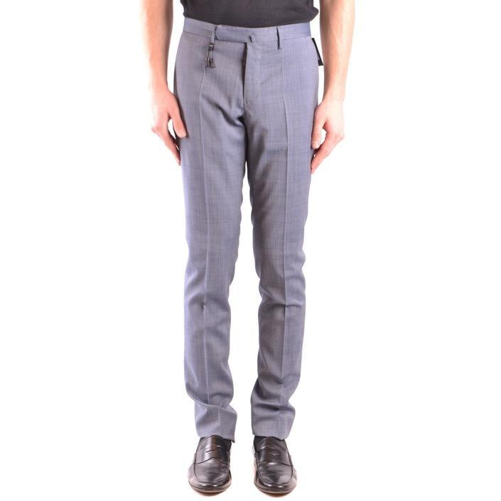 Incotex Men's Trouser Blue 164837 - blue 52