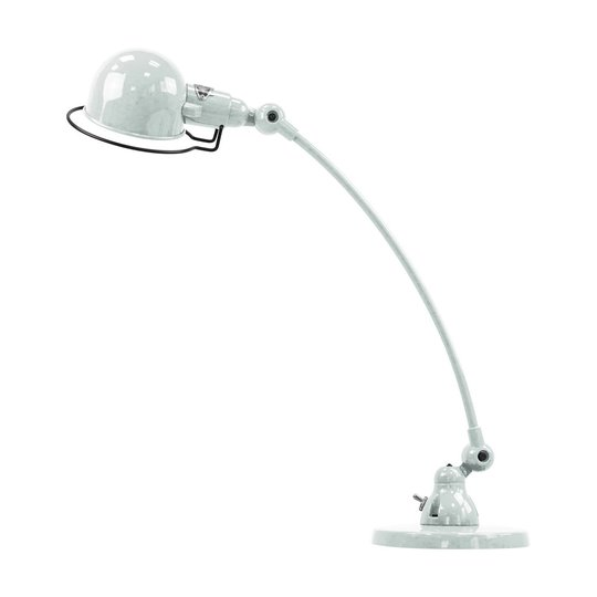 Jieldé Signal SIC400 bordlampe, fot 1 arm hvit
