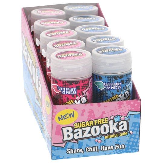 Tuggummi Sockerfritt 10-pack - 45% rabatt