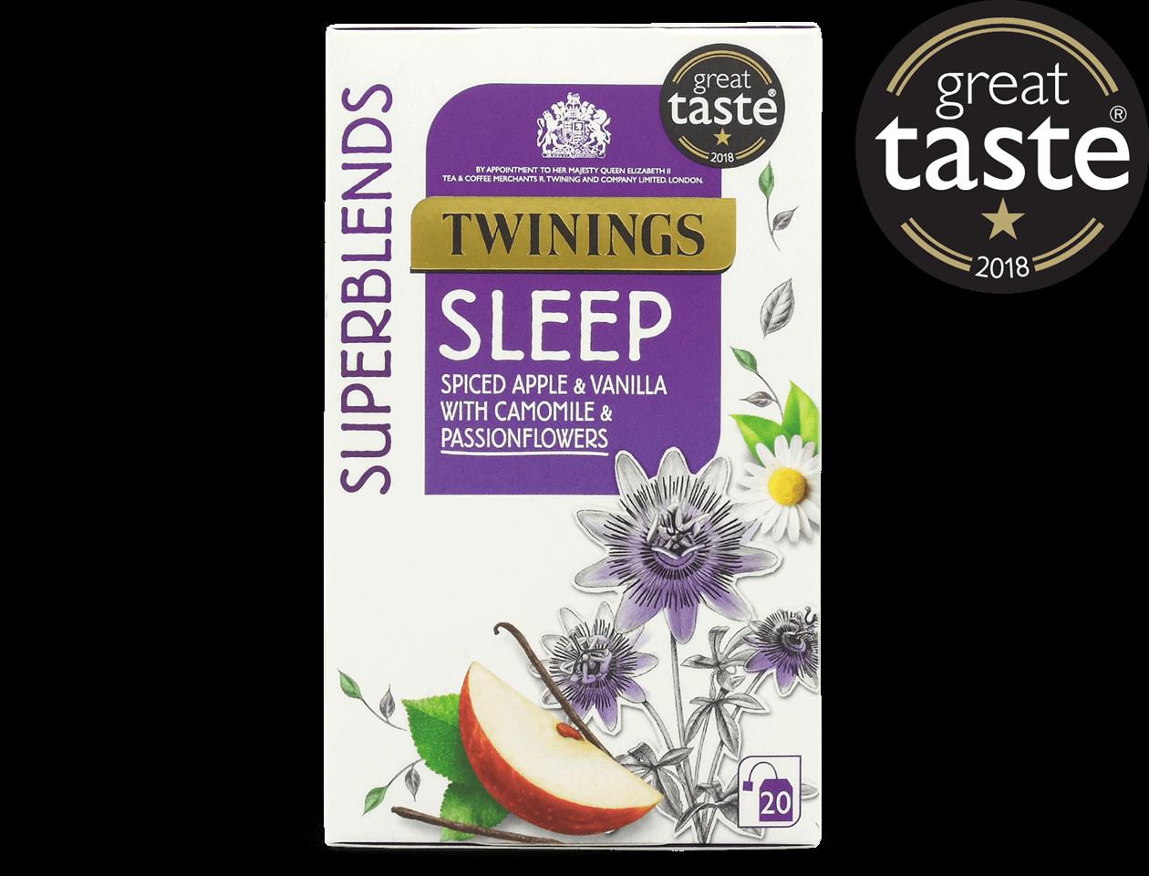 Twinings Superblends Sleep Tea Bags 20-pack