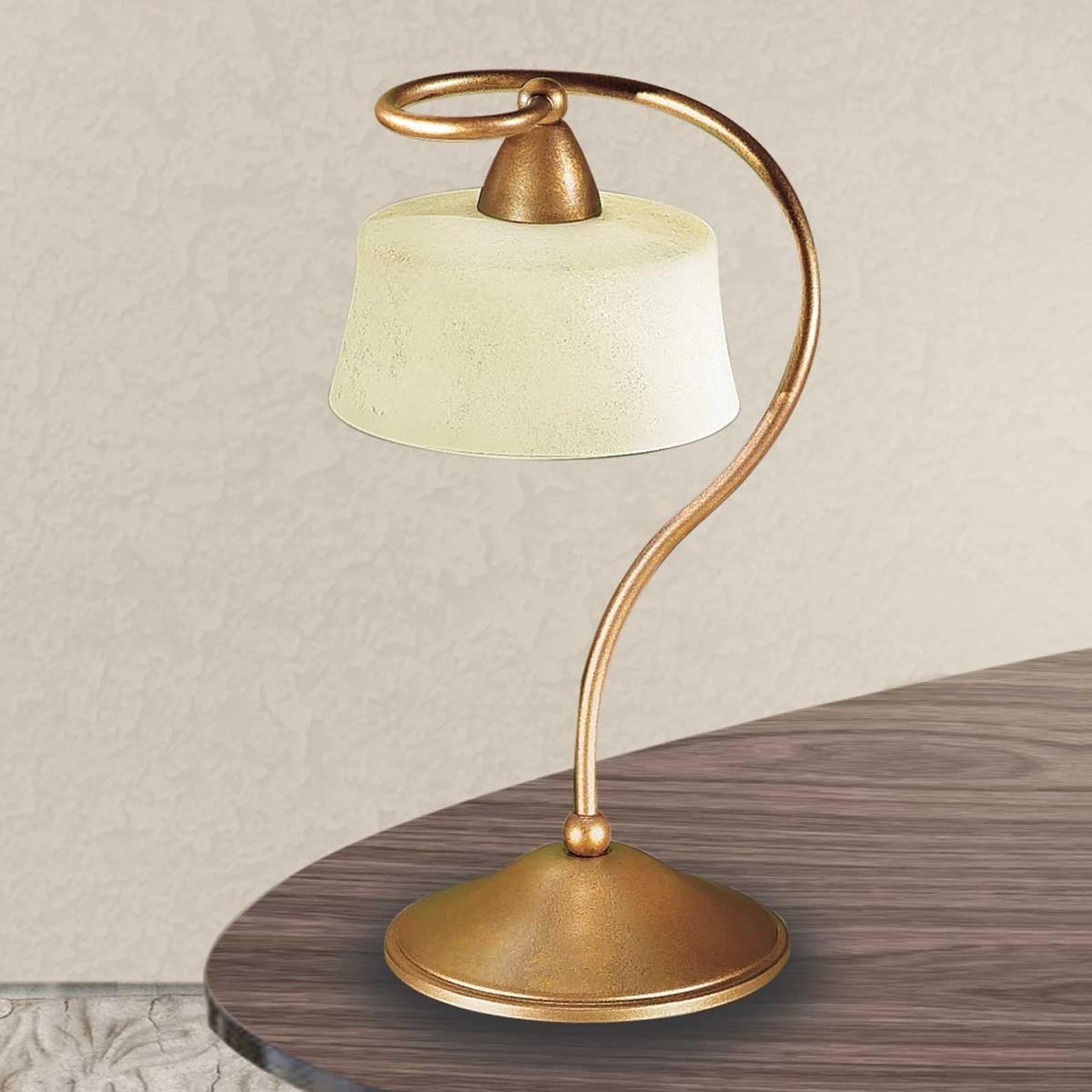 Pöytälamppu Alessio 1-lamppuinen, riippuva
