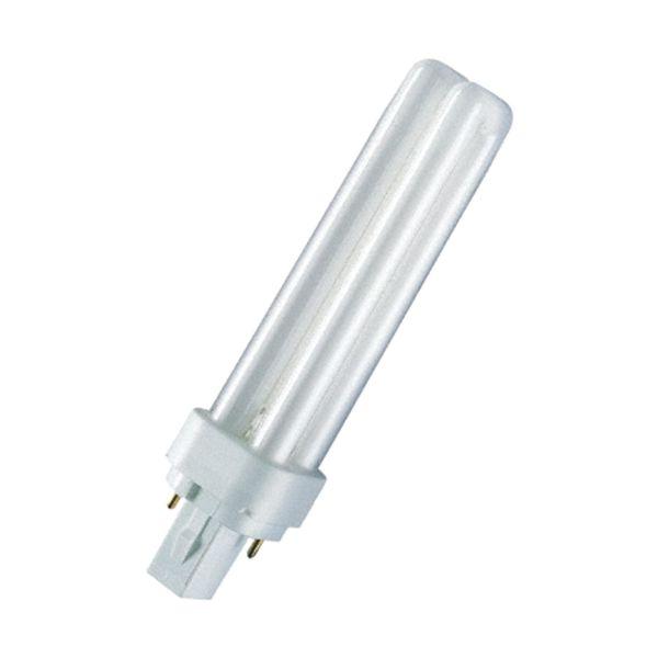 Osram DULUX D Kompaktlysrør 10 W, 840