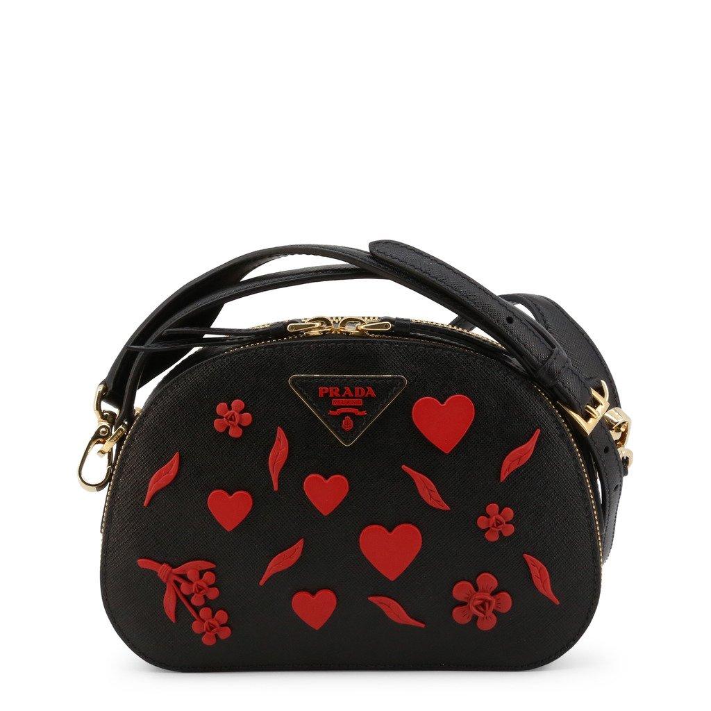 Prada Women's Handbag Various Colours 1BH123_NZV - black NOSIZE
