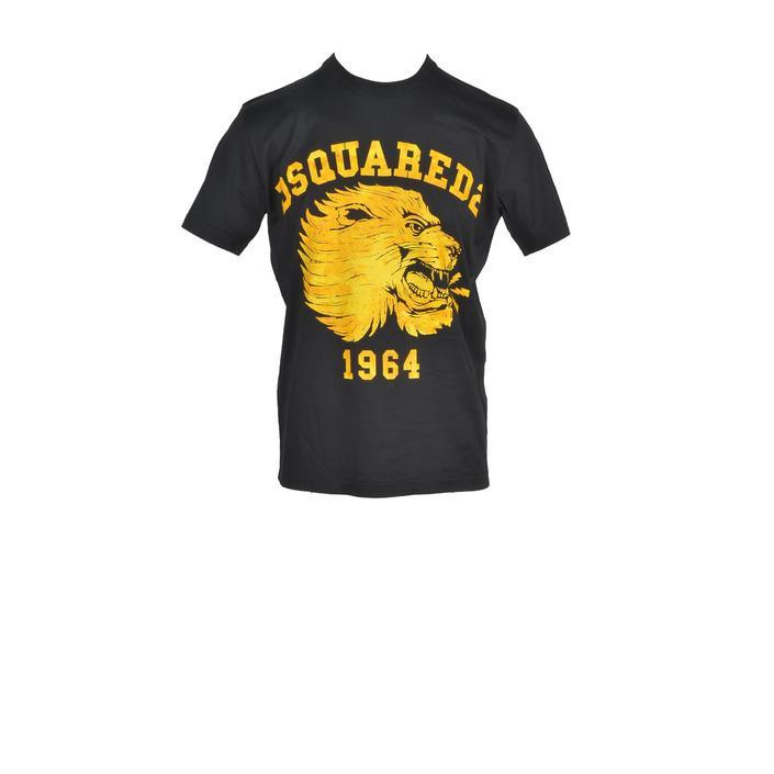 Dsquared - Dsquared Men T-Shirt - black XL