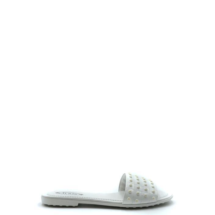 Tod`s Women's Slipper White 169263 - white 36