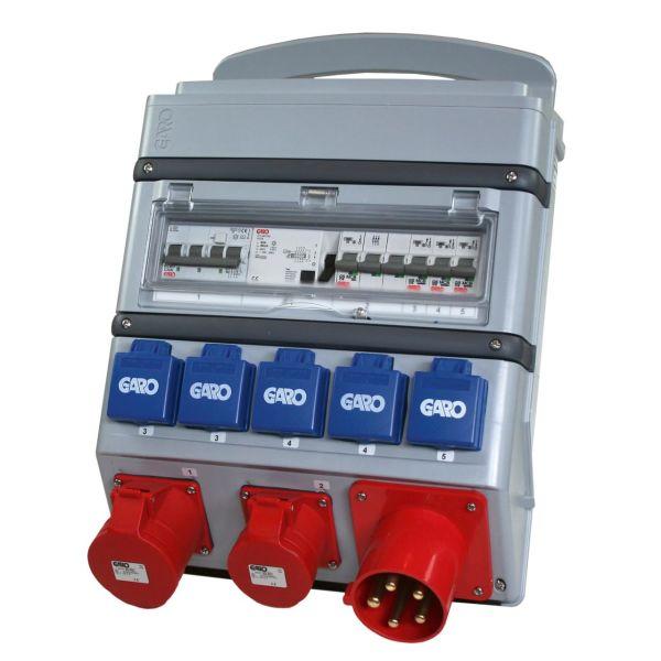 Garo 2469008 Kannettava sähkökeskus