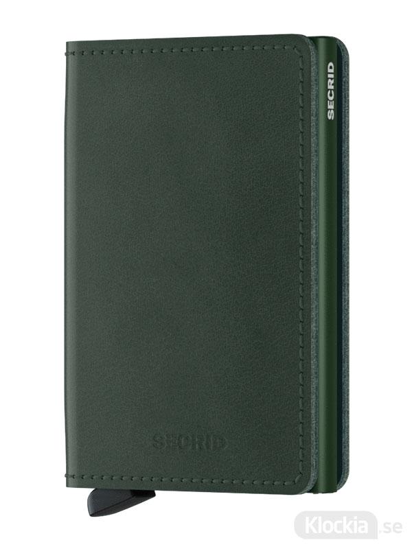 SECRID Slimwallet Original Green SO-Green