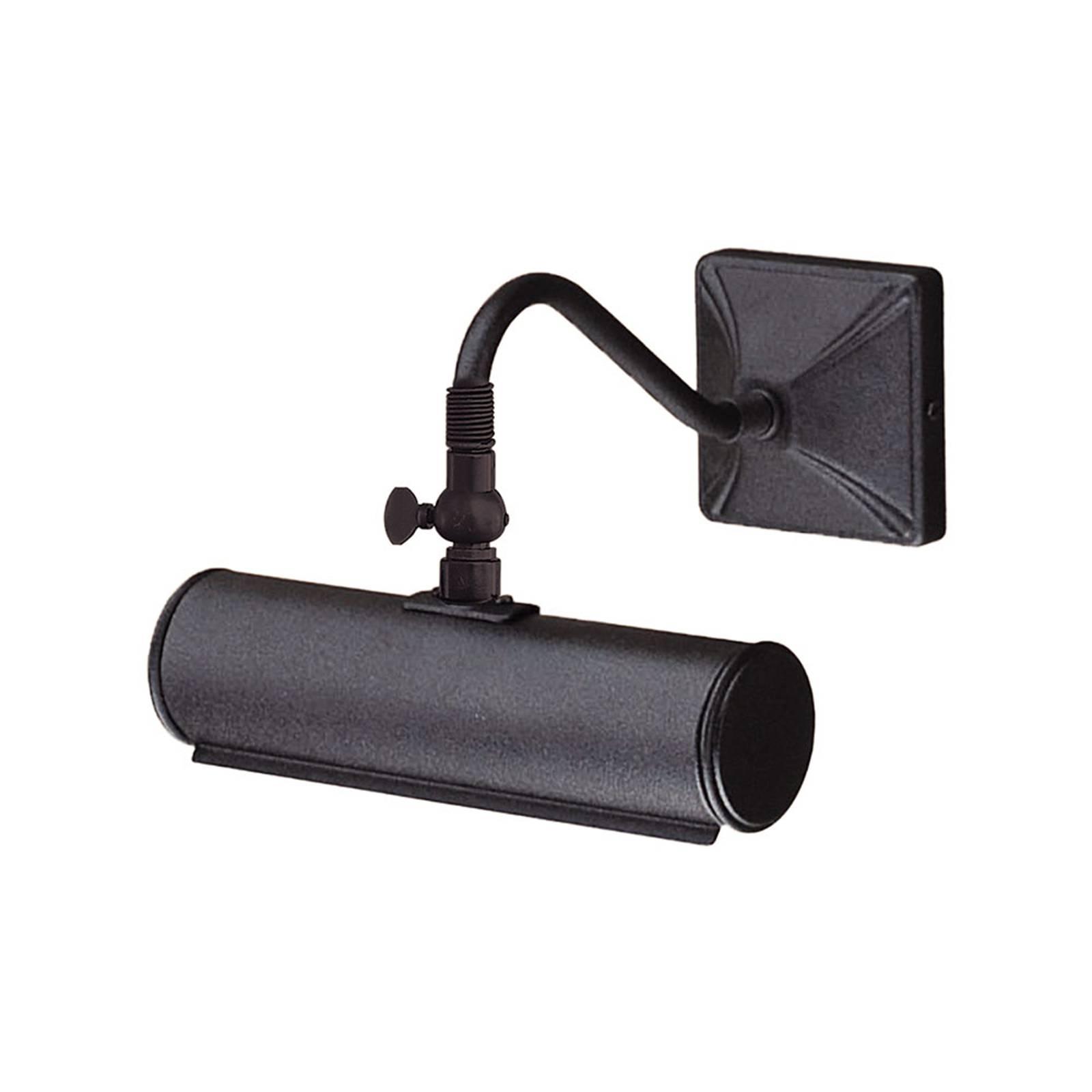 Tauluvalaisin Picture Lights, musta, 19 cm