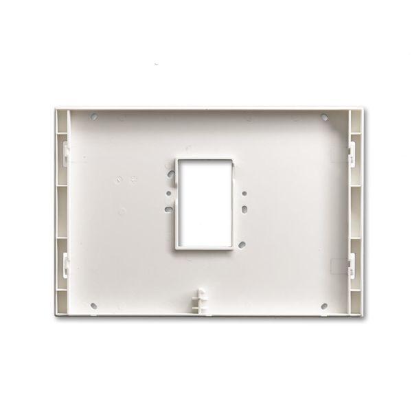 ABB 2CKA006136A0209 Asennuskehys smartTouch-paneelille valkoinen