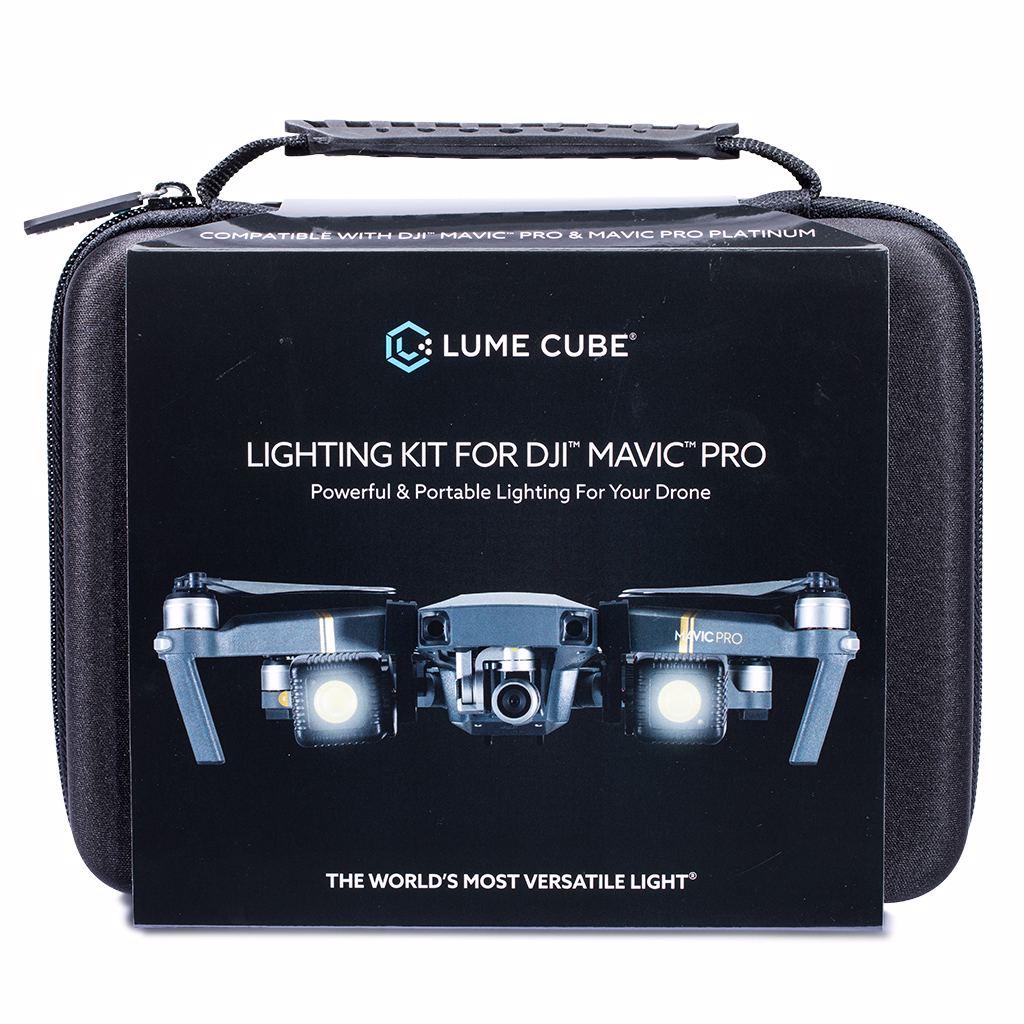 Lume Cube KIT FOR MAVIC 2 WITH BAG