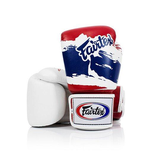 Fairtex BGV1, Boxing Gloves, Thai Flag