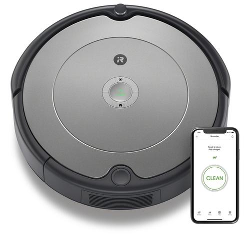Irobot Roomba 694 Robotdammsugare - Svart/silver