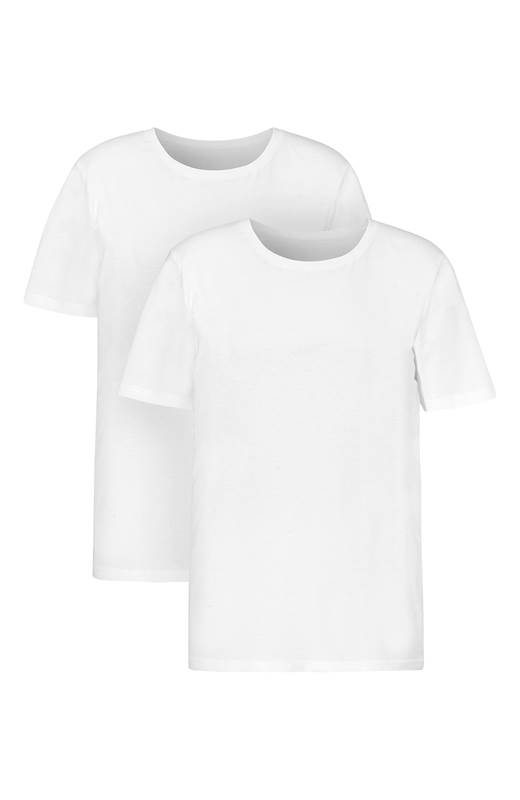 Cellbes T-shirt 2-Pack Vit