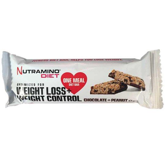 Nutramino Dietbar Choco+Peanut - 75% rabatt