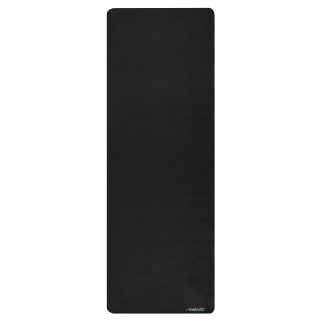 vidaXL Tränings/yogamatta basic svart