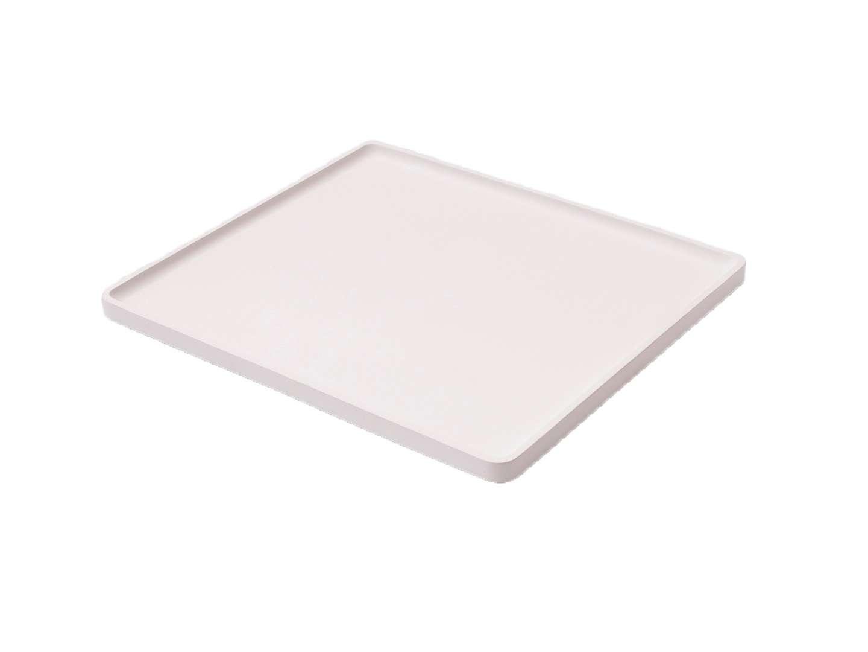 LIKEconcrete - Karin Tray Large 40 x 35 x 2 cm - White (93776)