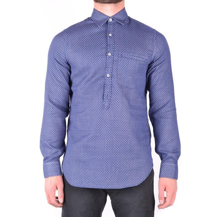 Jacob Cohen Men's Shirt Blue 163020 - blue 41