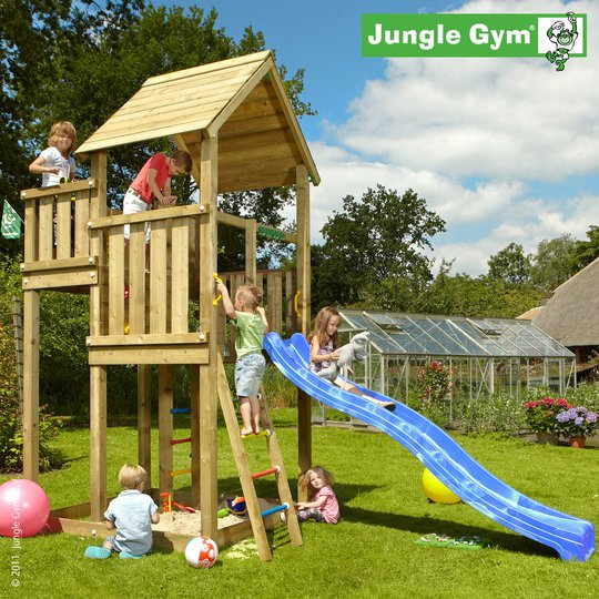Jungle Gym Lekestativ Palace Inkl. Sklie