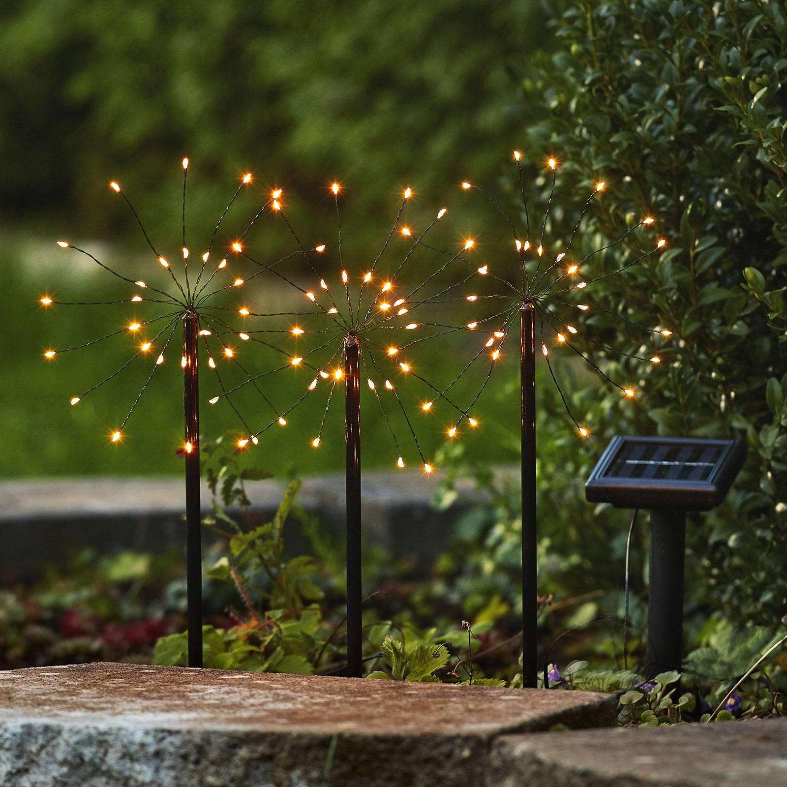 Firework-LED-valosarja, maapiikki