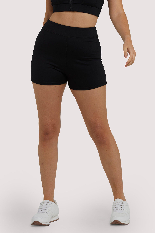 Wolf & Whistle Eco Black Shorts UK 10 / US 6
