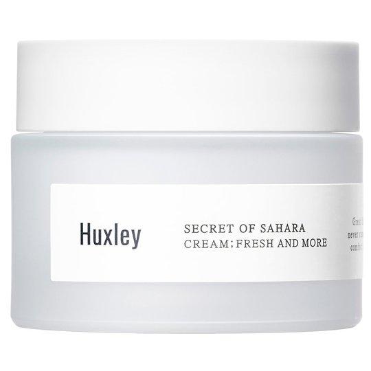 Cream Fresh and More, 50 ml Huxley K-Beauty