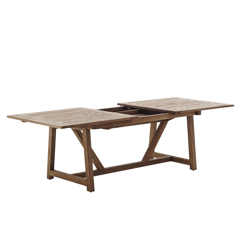 Matbord teak 200 / 280 cm Lucas, Sika-Design