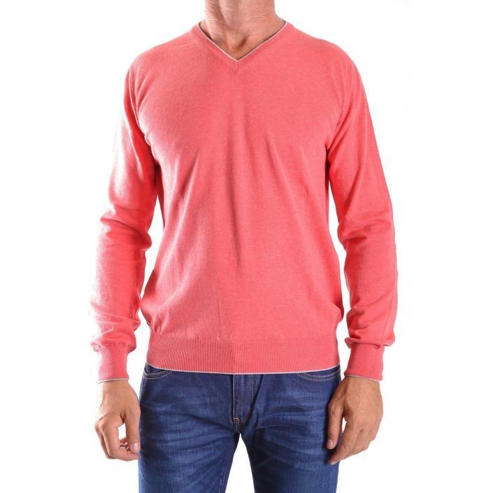 Altea Men's Sweater Orange 160732 - orange M