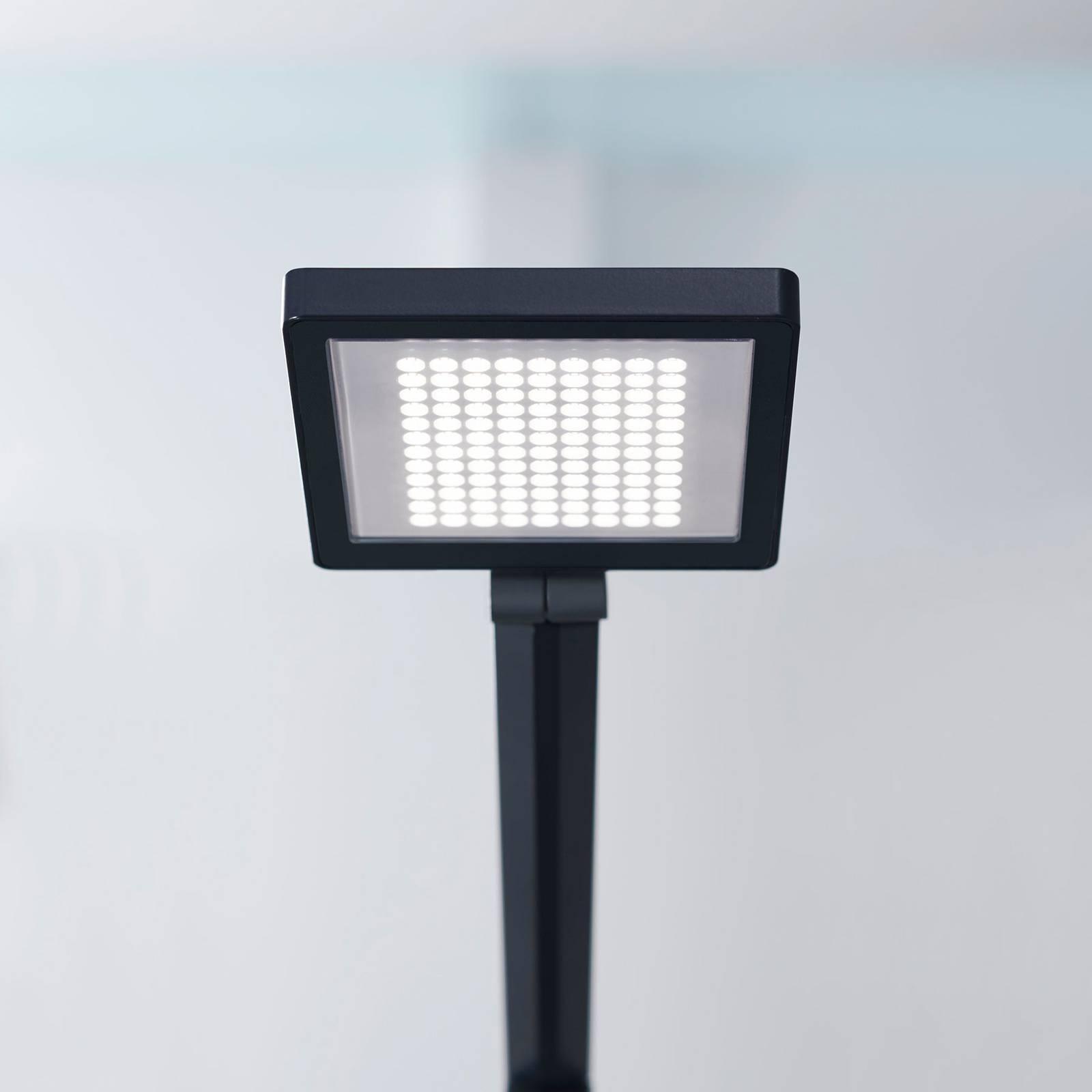 LED-pöytälamppu PARA.MI FTL 108 R musta 940