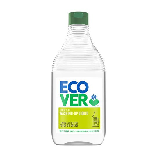 Ecover Diskmedel Lemon & Aloe Vera