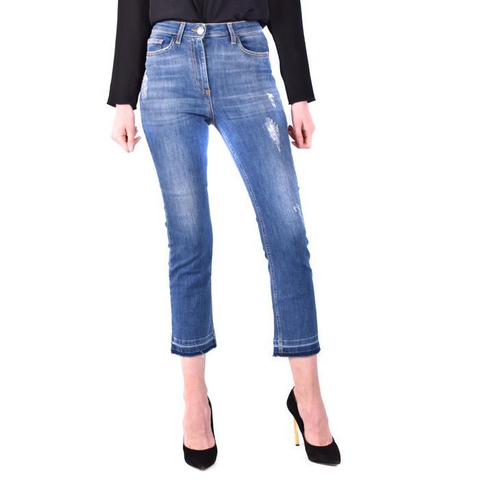 Elisabetta Franchi Women's Jeans Blue 229567 - blue 26