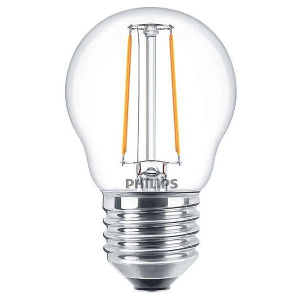Philips Classic LED Filament LED-lampe 2 W, E27-sokkel