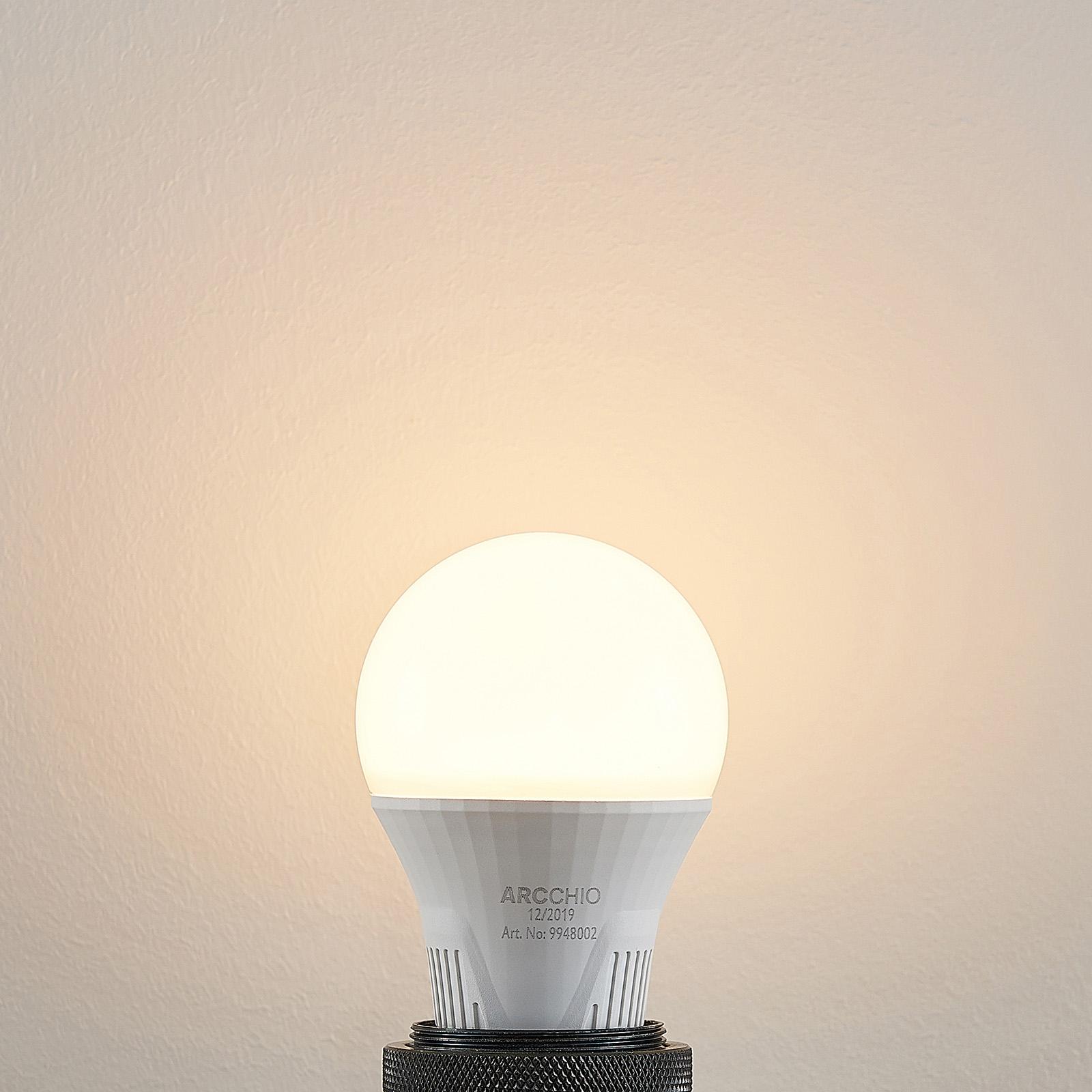 LED-lamppu E27 A60 11 W valkoinen 2 700 K