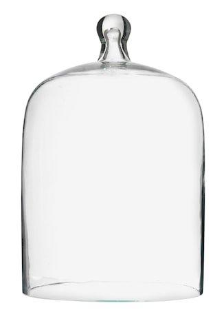 Kuppel i Glass Ø 15 cm