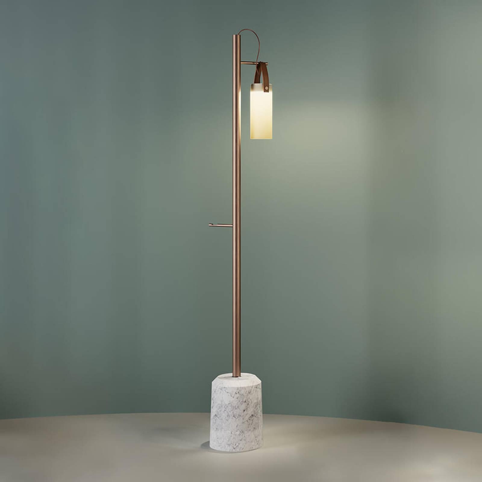 Fontana Arte Galerie -LED-lattiavalo, 1-lamppuinen