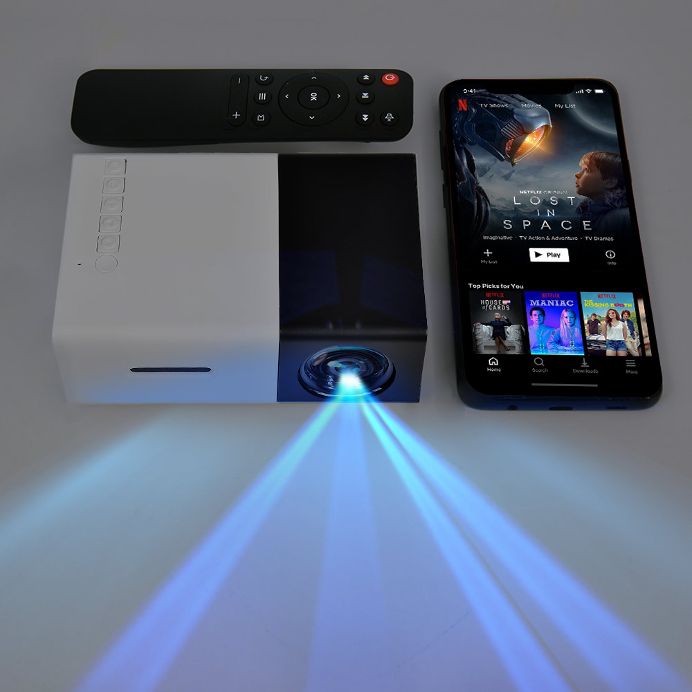 Mini Projector - Up to 60 Inches (04910)