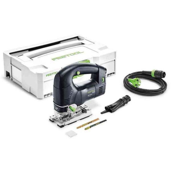 Festool PSB 300 EQ-Plus Pistosaha systainerissa