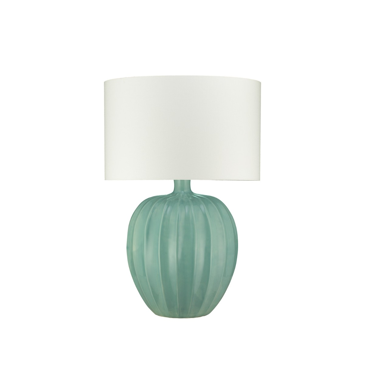 William Yeoward | Kristiana Table Lamp Duck Egg