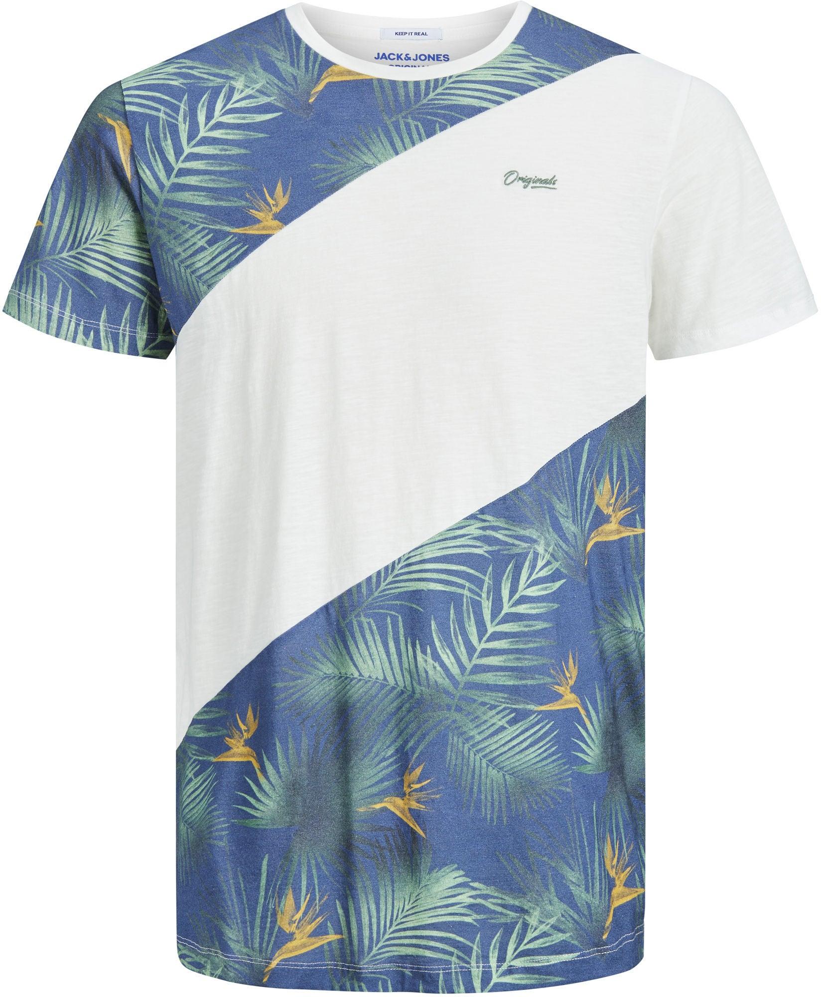 Jack & Jones Newdream T-Shirt, Cloud Dancer 176