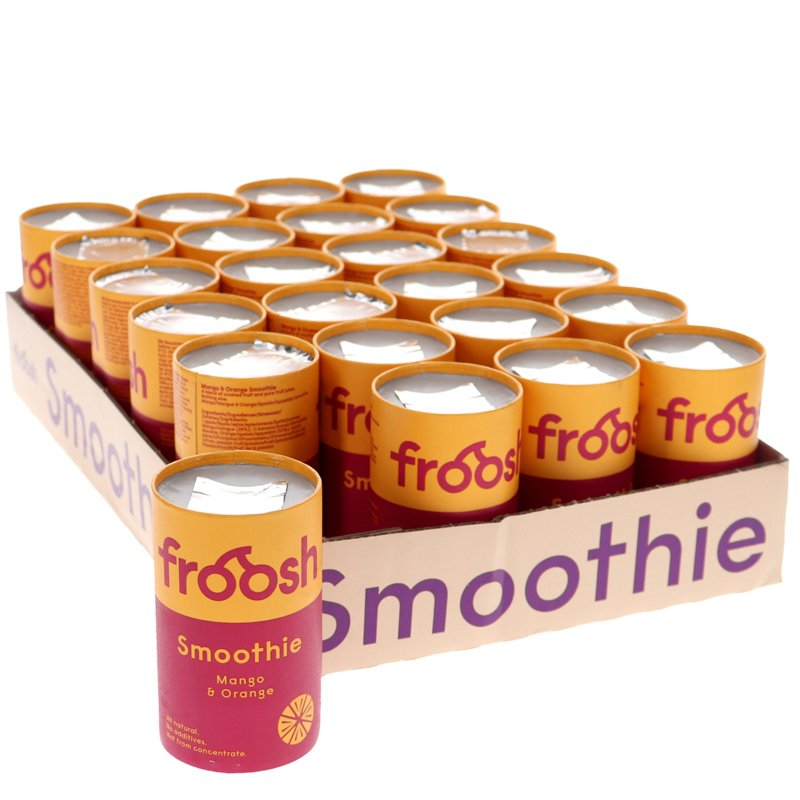 Smoothiet Mango & Appelsiini 24kpl - 52% alennus
