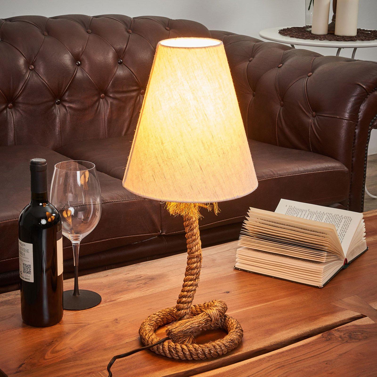 Maritim bordlampe Victoria, 18 cm