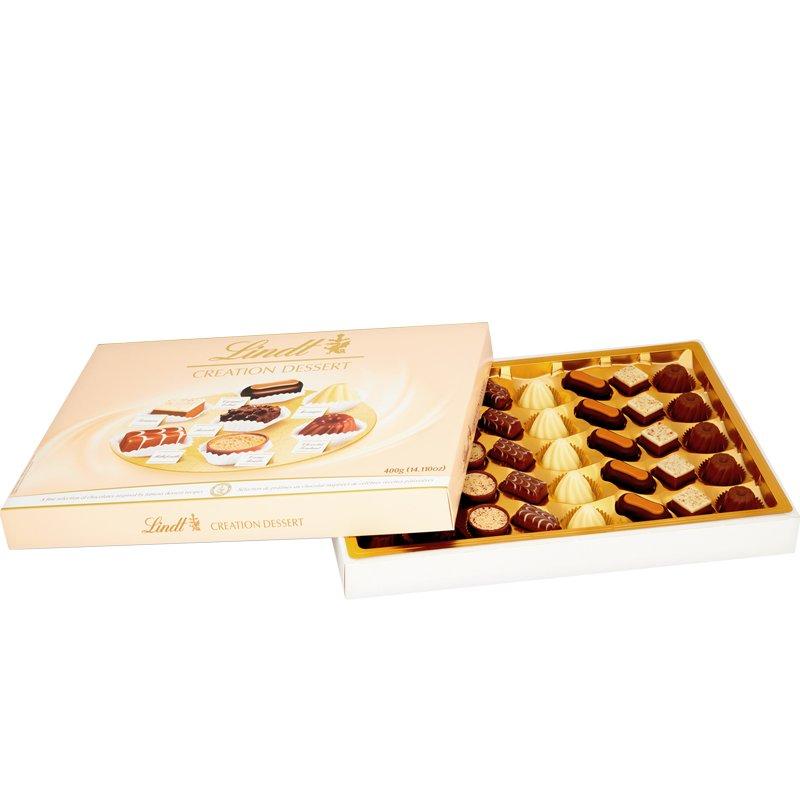 Suklaakonvehdit Creation Dessert - 38% alennus