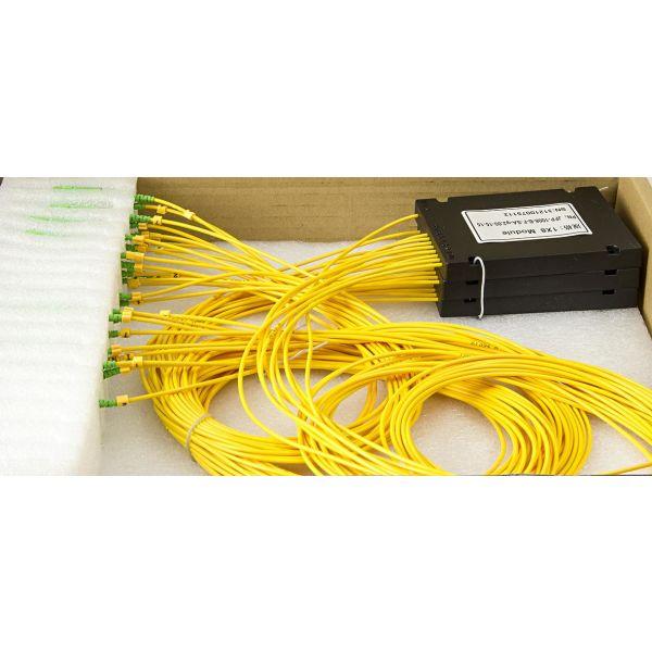 Televes 234460 Optiske fordelere PLC-M, dual window 8-veis