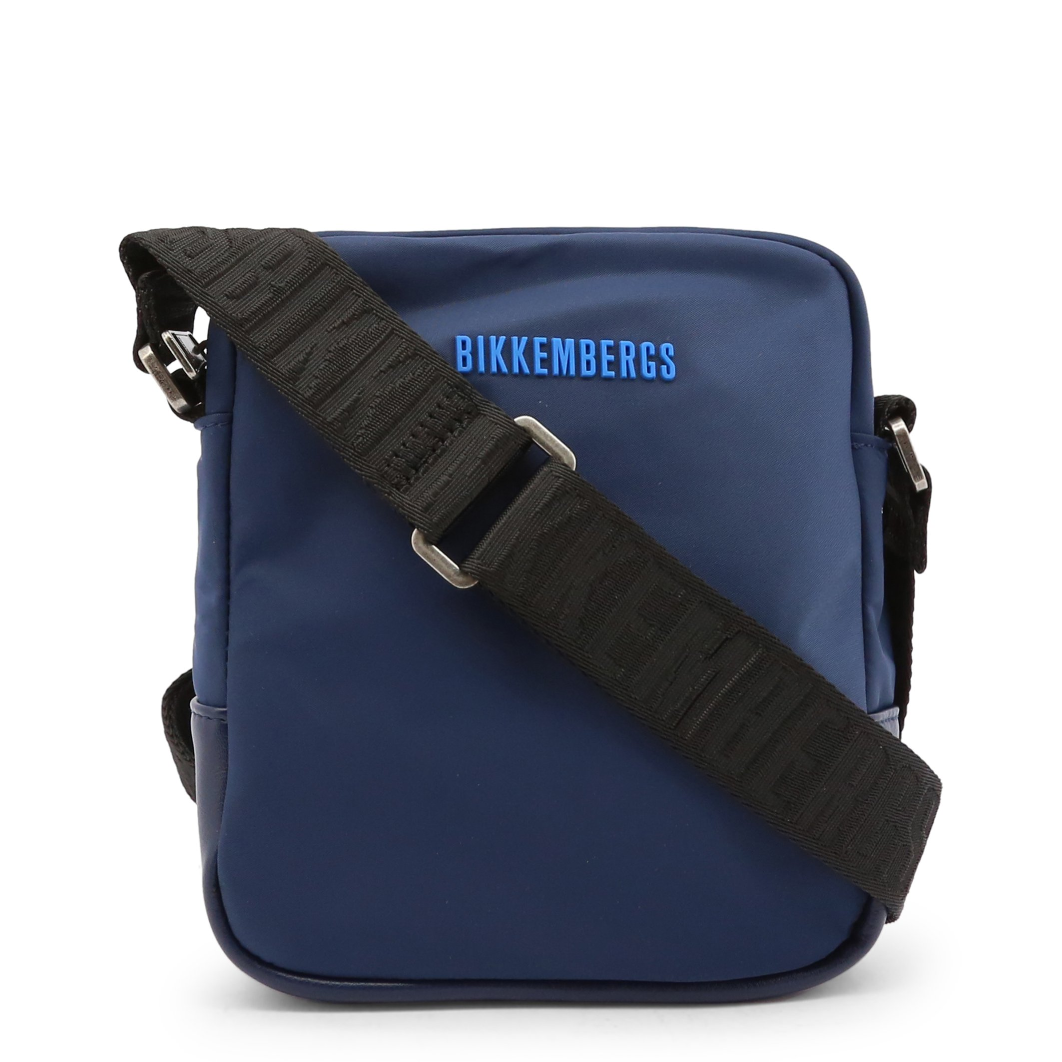 Bikkembergs Men's Crossbody Bag Various Colours E2BPME1Q0022 - blue NOSIZE