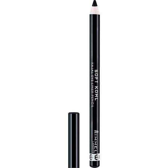 Soft Khol Kajal Eyeliner Pencil, Rimmel London Eyeliner