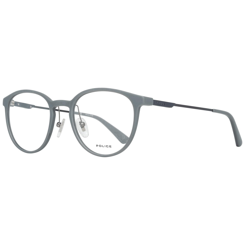 Police Men's Optical Frames Eyewear Gunmetal VPL695 50K24M