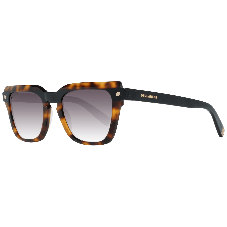 Dsquared² Unisex Sunglasses Brown DQ0285 5156B