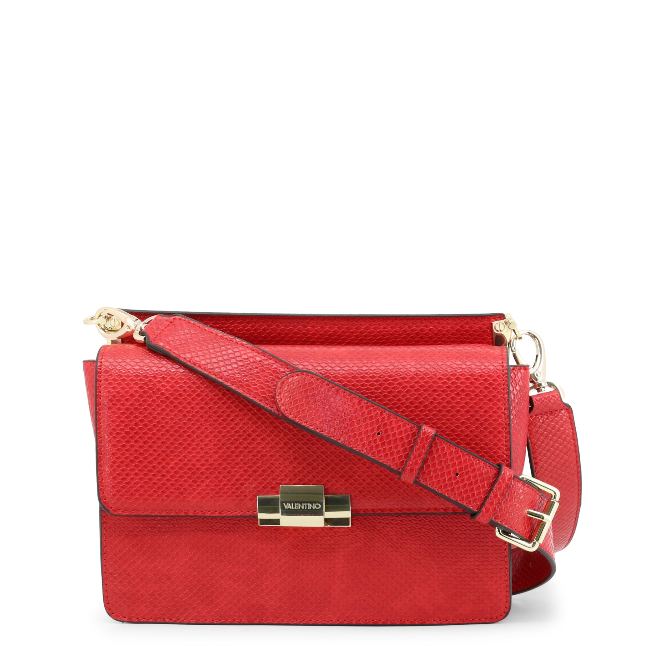 Valentino by Mario Valentino Women's Clutch Bag Various Colours ROSALIE-VBS4NE01 - red NOSIZE